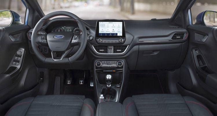 Ford Puma 2019 Interior 06