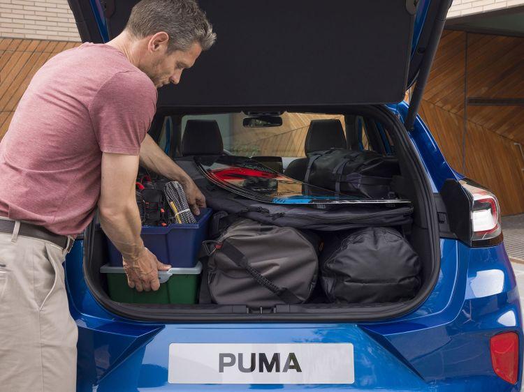 Ford Puma 2019 Maletero 05