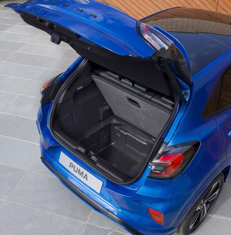 Ford Puma 2019 Maletero 07