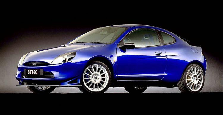 Ford Puma Azul St160