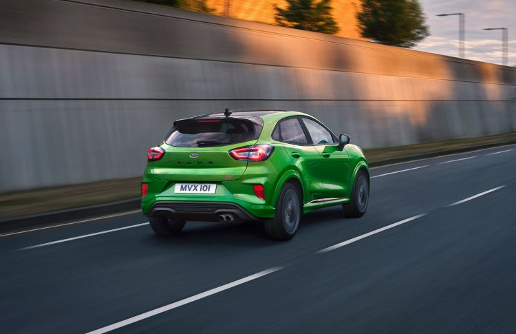 Ford Puma St 2020 Movimiento Verde Mean 11
