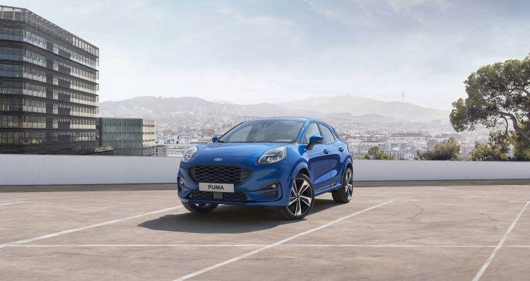 Ford Puma St Line Azul 2019 02