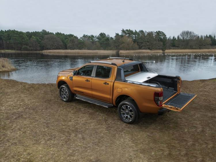 Ford Ranger 2019 Wildtrak 5