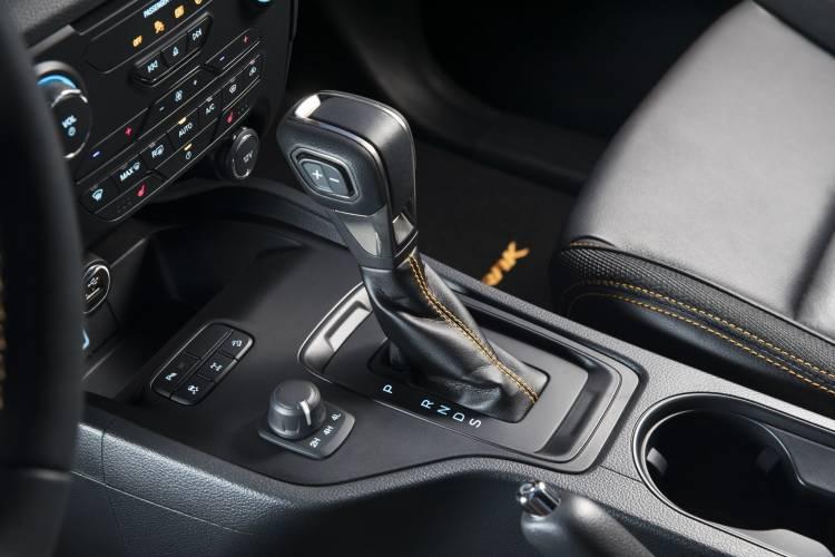 Ford Ranger 2019 Wildtrak Interior 1