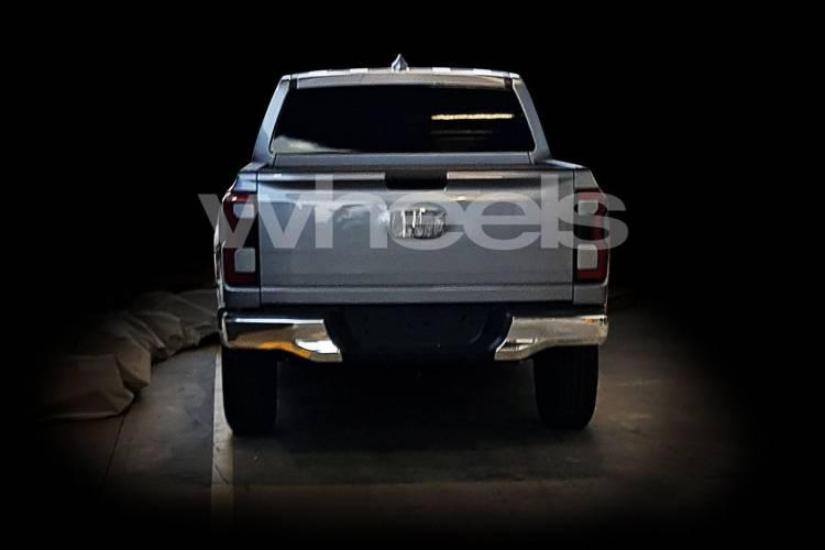 Ford Ranger Futuro 2