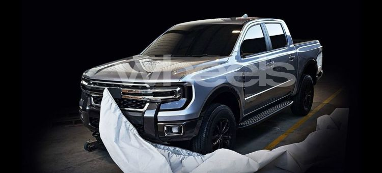 Ford Ranger Futuro P