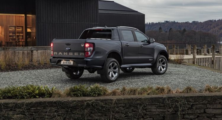 Ford Ranger Ms Rt Double Cab 2021