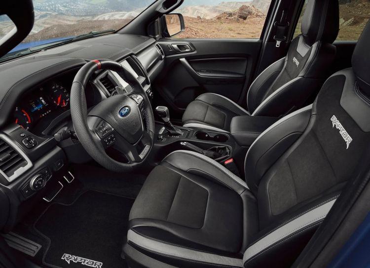 Ford Ranger Raptor 2019 0119 013