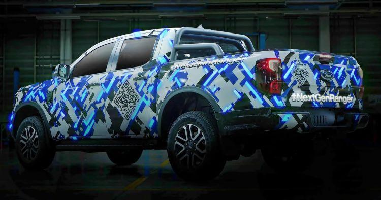 Ford Ranger Raptor 2022 Teaser 1021 01