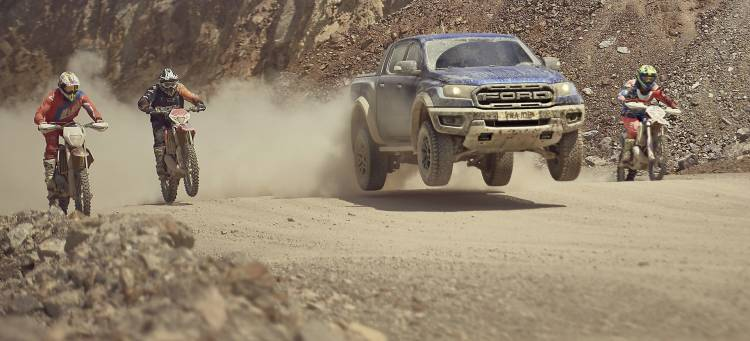 Ford Ranger Raptor Frontal Ford Volkswagen Pick Up 2022