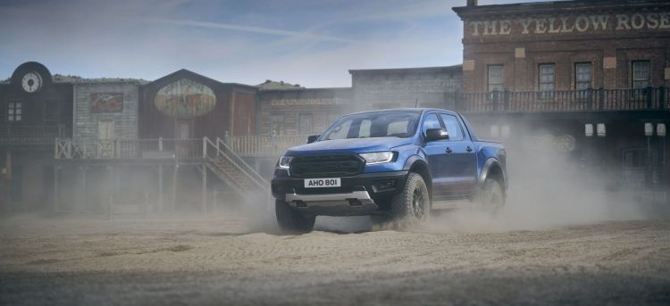 Now With Extra 'bad Ass' As Standard; Ford Introduces Exclus