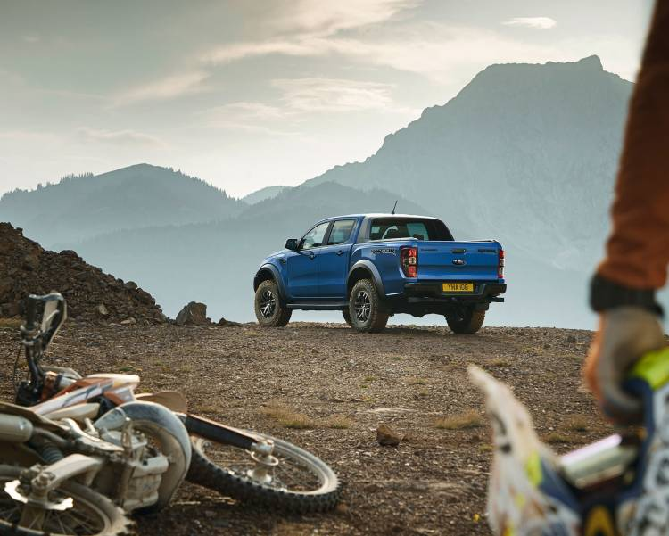 Ford Ranger Raptor Trasera Ford Volkswagen Pick Up 2022