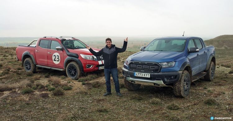 Ford Ranger Raptor Vs Nissan Navara At32 1219 01
