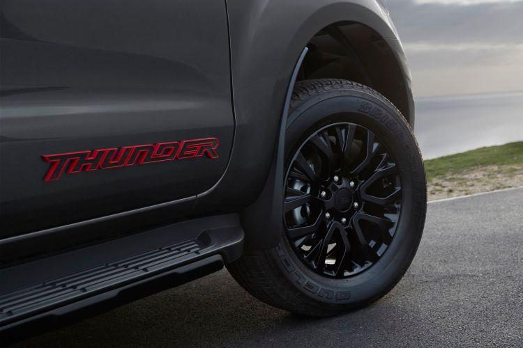 New Ford Ranger Thunder