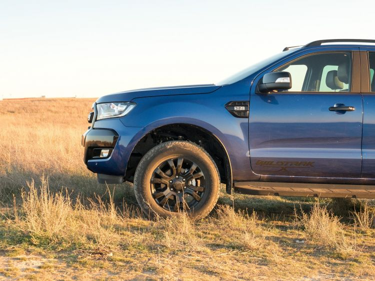 Ford Ranger Wildtrak Perfil 00006