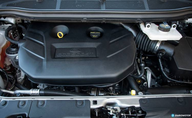Ford S-MAX 2015 a prueba