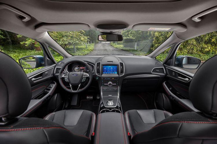 Ford S Max 2019 Interior 01