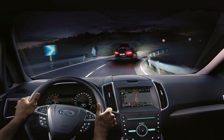 Ford S Max 2019 Tecnologia