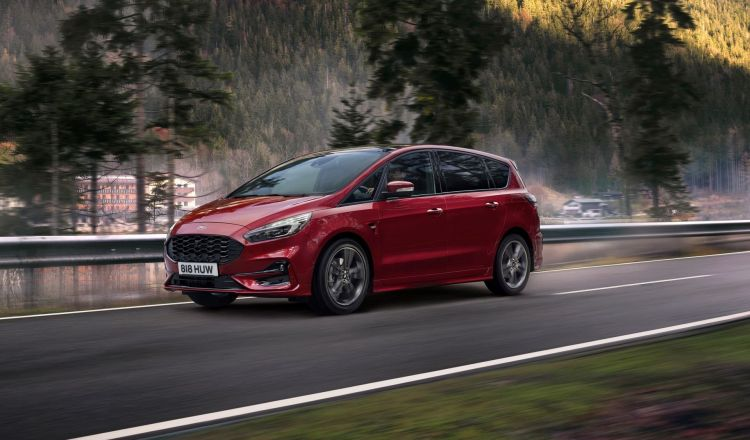 Ford S Max Hybrid 2021 02