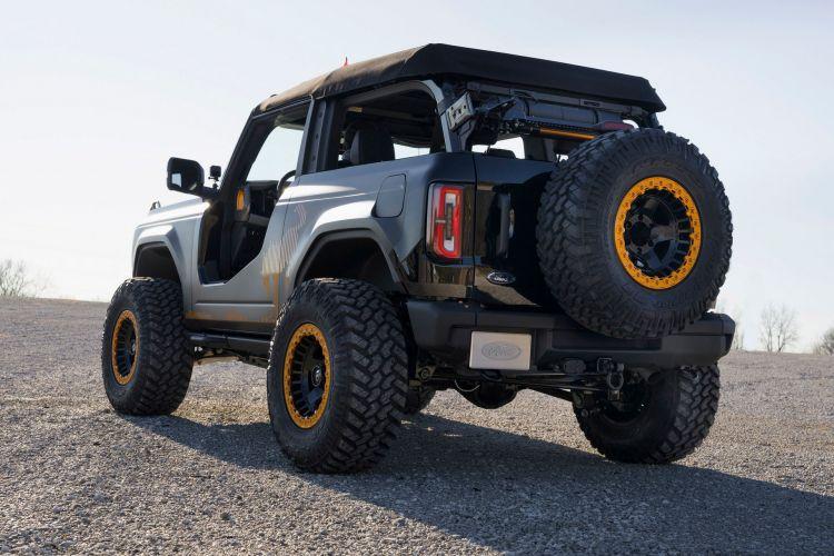 Ford Sema Bronco Prototipos 9