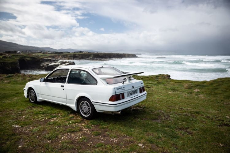 Ford Sierra Rs Cosworth Prueba 14