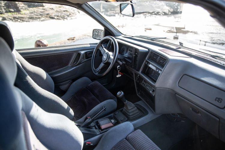 Ford Sierra Rs Cosworth Prueba 33