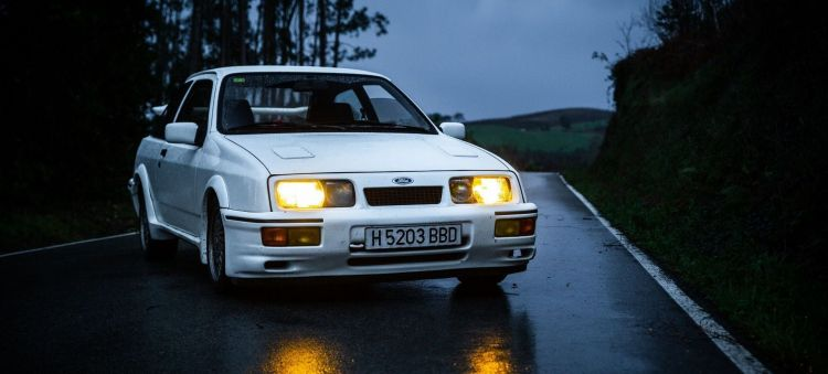 Ford Sierra Rs Cosworth Prueba P
