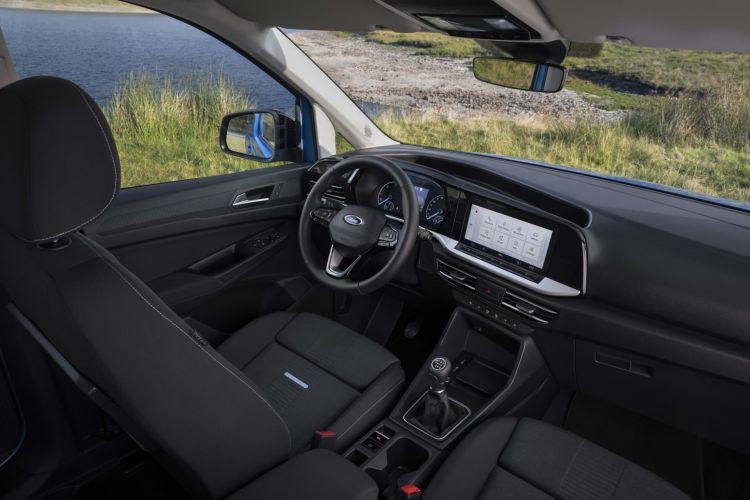 Ford Tourneo Connect 2022 09 Interior Salpicadero Sistema Multimedia
