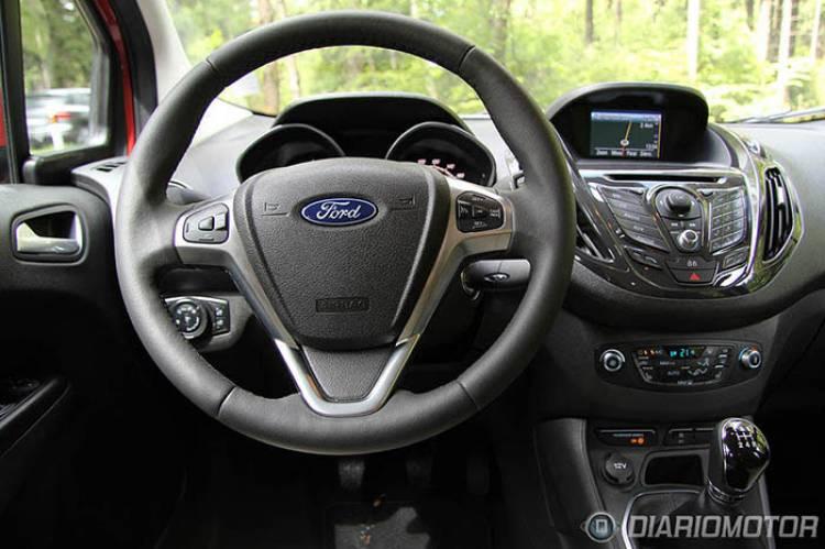 Ford Tourneo Courier, toma de contacto