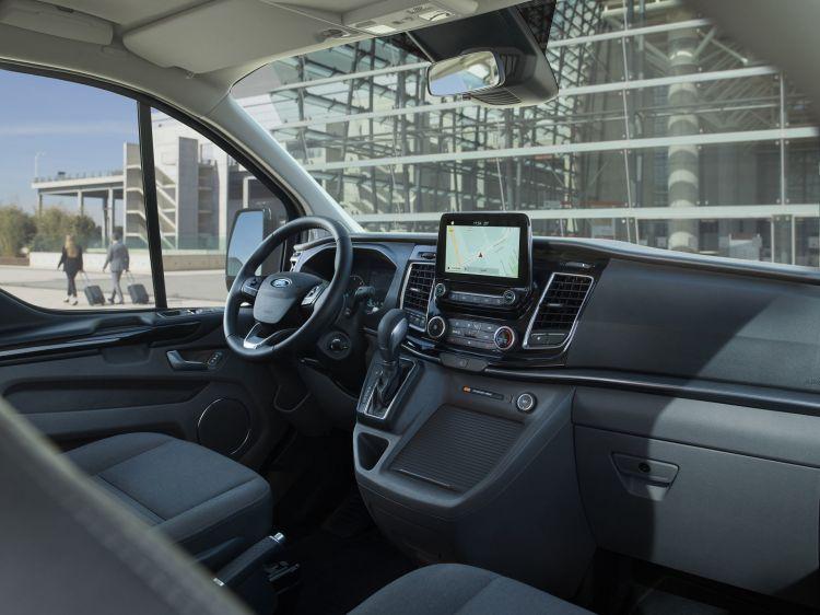 Ford Tourneo Custom Phev 6