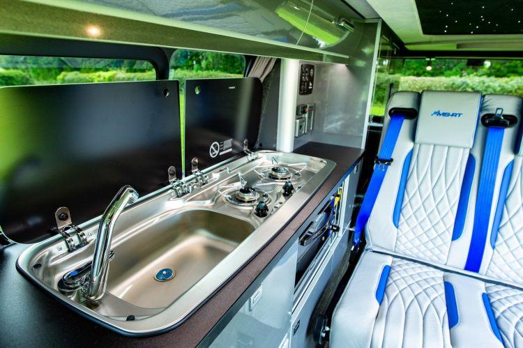 Ford Transit Custom Camper Dm 12