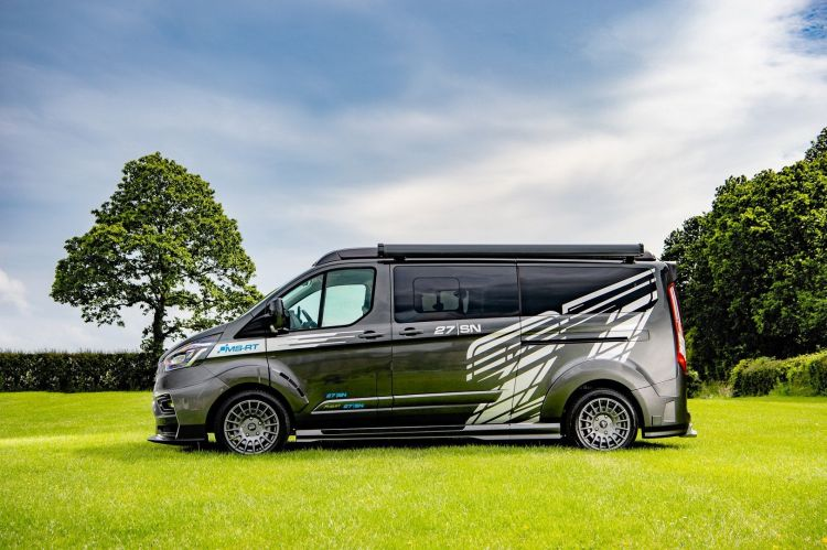 Ford Transit Custom Camper Dm 1