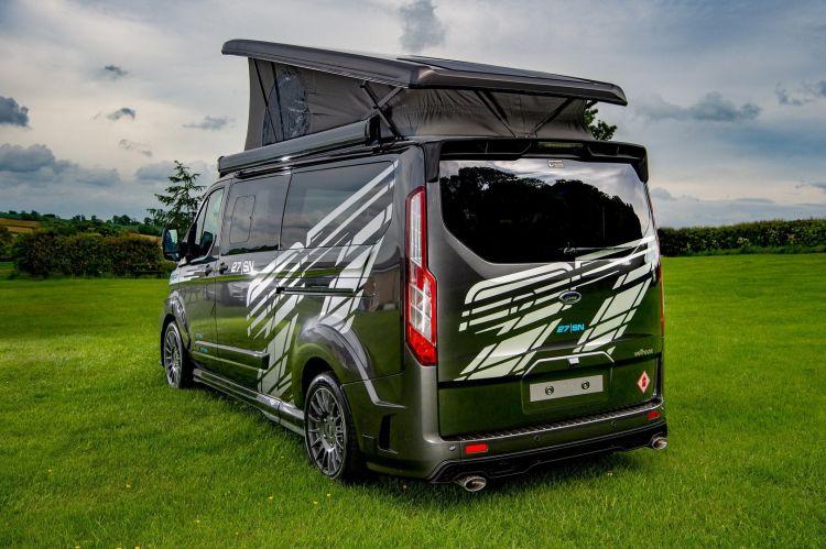 Ford Transit Custom Camper Dm 2