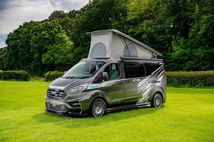 Ford Transit Custom Camper Dm 6
