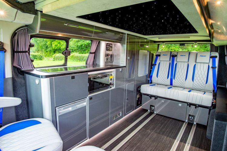 Ford Transit Custom Camper Dm 9