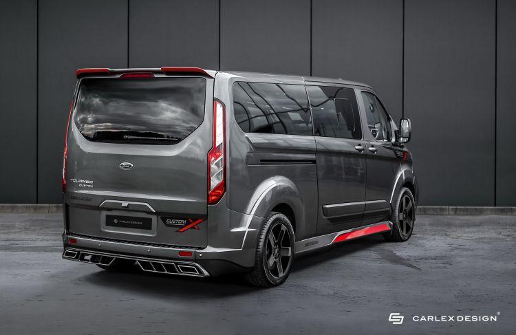 Ford Transit Custom Carlex 5