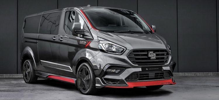 Ford Transit Custom Carlex P