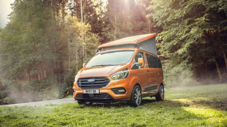 Ford Transit Custom Nugget 0119 019