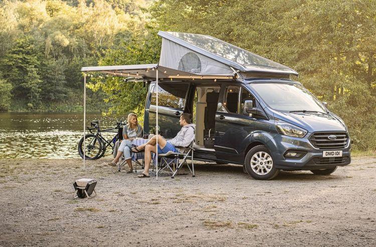 Ford Transit Custom Nugget Lwb Camper 0820 002