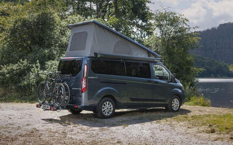 Ford Transit Custom Nugget Lwb Camper 0820 006