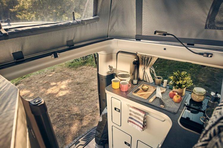 Ford Transit Custom Nugget Lwb Camper 0820 008