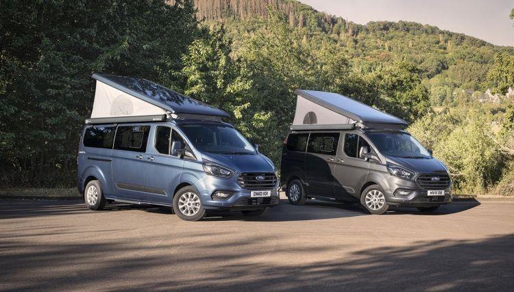Ford Transit Custom Nugget Lwb Camper 0820 009