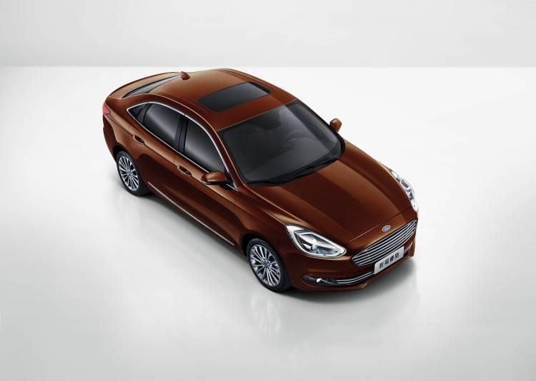 Ford Escort 2018 1
