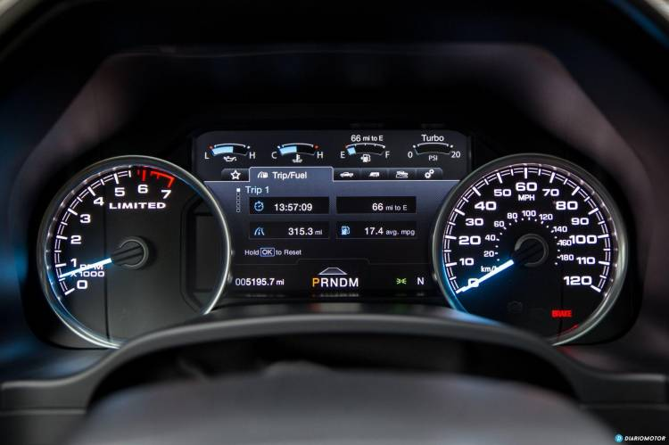 Ford F 150 Prueba 25