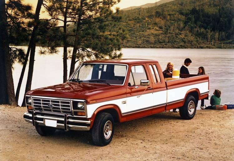 Ford F 150 Xlt 1986