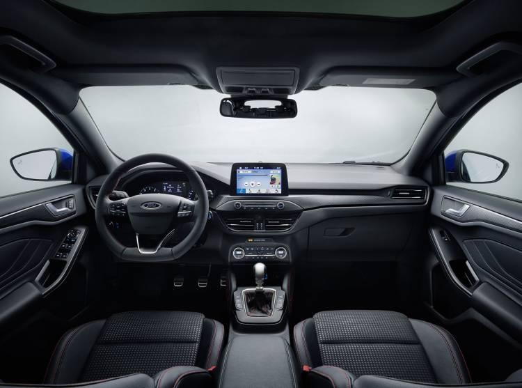 Ford Focus 2018 34