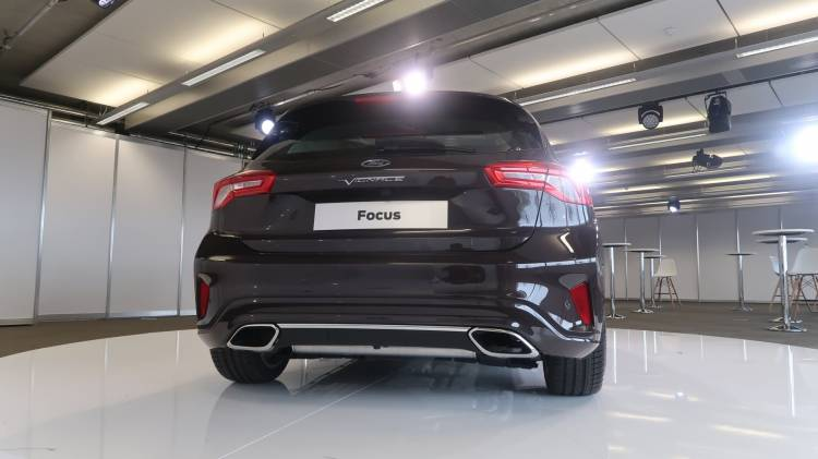 Ford Focus 2018 Escape Dm 1