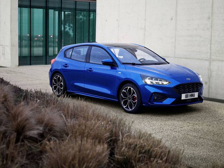 Ford Focus 2018 St Line 03