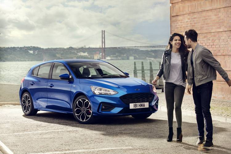 Ford Focus 2018 St Line 06