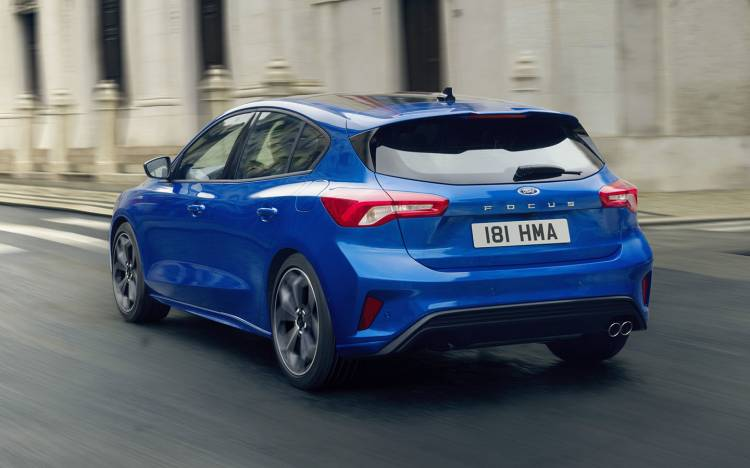 Ford Focus 2018 St Line 19